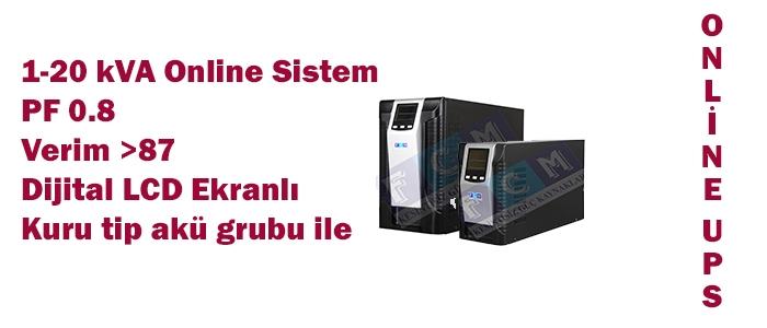 ONLİNE UPS